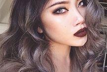 Grey hair. / 2015 Grey hair trends.