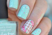 Nail art - Flowers