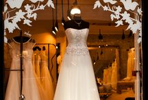 Wedding shops design