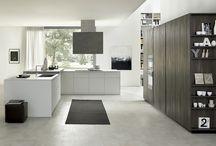 Seta Collection 02 / Kitchen Furniture Design