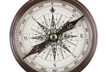 Globus & Kompass / Globe & Compass