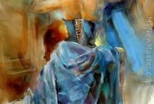 Postać malarstwo