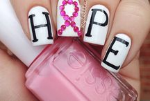 Breast Cancer Awareness Manis