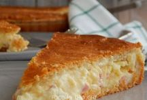 πίτες γλυκές-αλμυρές