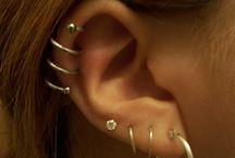 Piercings & Tattoos / by Christy Kennedy
