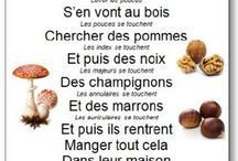 grade 1-chansons et comptined