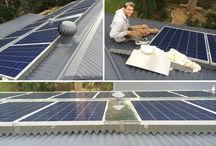 Solar / Solar systems, Solar Panels, ideas on how to protect your system from possums and birds