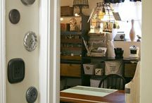 Craft rooms/Home office / by Jacquelyn Grisham