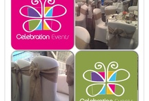 Celebration Events - chair covers