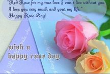 happy rose day / write name on happy rose day wishes quotes images online free. happy rose day wishes greting card with name editor. beautiful happy rose day quotes for her. happy rose day wishes boyfriend and girlfriend