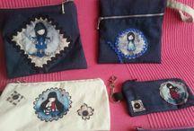 Gorjuss patchwork handmade