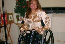 Wheelchair - Ruth Duarte