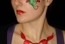 #10 Ansiktsmaling / Facepaint. Jul