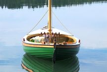 Koster Boat / We have a old Koster boat ourself. A bit inspiration doesn't hurt, right?