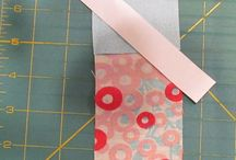 Quilting, How-to, and tutorials