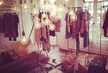 ANNA STUDIO's Showroom