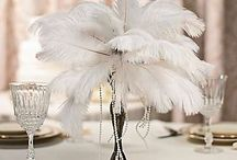 Feather Decorations