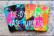 Tie dye / by Kristy Latham