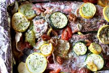 Fish and Seafood Recipes