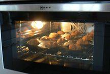 Cuisine four vapeur