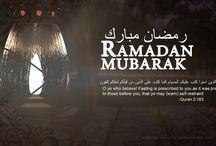 Ramadan Mubarak / Ramadan Mubarak