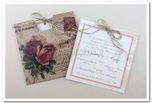 Προσκλητήρια Γάμου 2015 / Προσκλητήρια γάμου με φάκελο και εσωτερική κάρτα. Θα τα βρείτε σε επιλεγμένα καταστήματα στην Ελλάδα, την Κύπρο και τη Γερμανία.