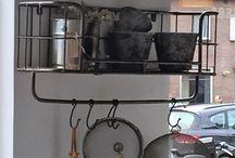 Interieur / Oud Blaeu -sfeerbrengers- Sfeervol wonen en samen genieten van de 'mooie dingen' in het leven. Brocante, antiek en vintage producten vormen de basis.