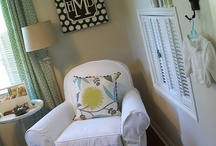 baby boy nursery ideas / by Brittany Luther