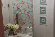 Banheiros e Lavabos | Bath and Powder Rooms