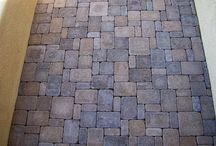 pavers n concrete