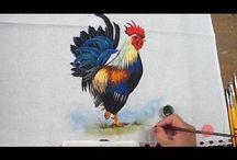 pintando o sete