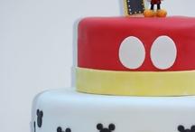 Micky Maus-Torte