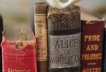 I built up a world made of books
