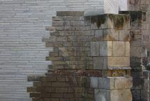 Architecture: stone