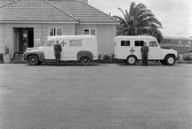 Land Rover Ambulances