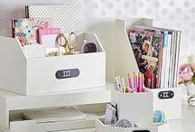 Cute desk organizer
