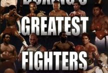 BOXING GREATS / Our greatest boxers   / by Delores Beachdell