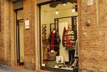 In negozio / Il nostro negozio in b.go Giacomo Tommasini a Parma