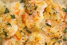 Seafood and shrimp