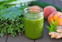 Healthy Smoothie s / by Julie Kwiatkowski