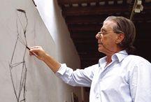 Ricardo Bofill  / Испанский архитектор, который черпает вдохновение для своих масштабных постмодернистских проектов в идеях мастеров классицизма — Палладио, Мансара и Леду.