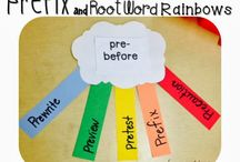 Prefixes and Suffixes / by Kim High