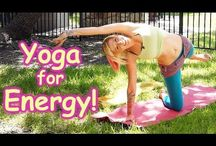 Yoga: for Energy: LauraGYOGA / yoga for energy