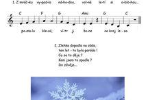 písničky besídka - Vánoce