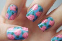 à fleur de peau...ou d'ongles!