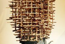 Gary Gibson - Lee Stanton - Sculptor Martin Puryear