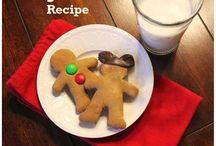 christmas baking recipes/ideas