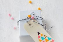 ONE DAY ||| WRAPPING / by Elise Verbraecken