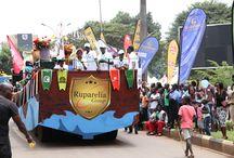 Kampala City Carnival 2014