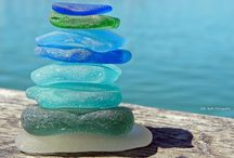 beach glass! / by Karen Holland
